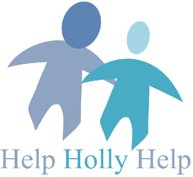 Image of the Help Holly Help Logo